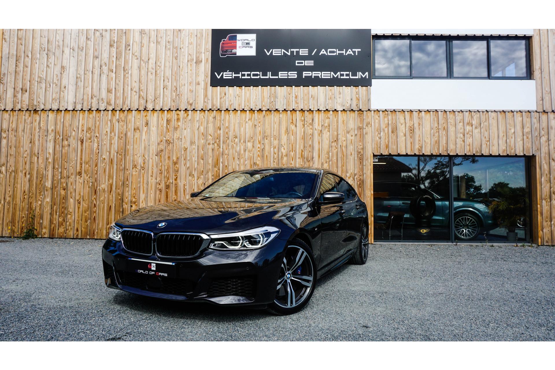 BMW-SERIE 6-630d xDrive Gran Turismo - BVA Sport  GRAN TURISMO G32 M Sport PHASE 1