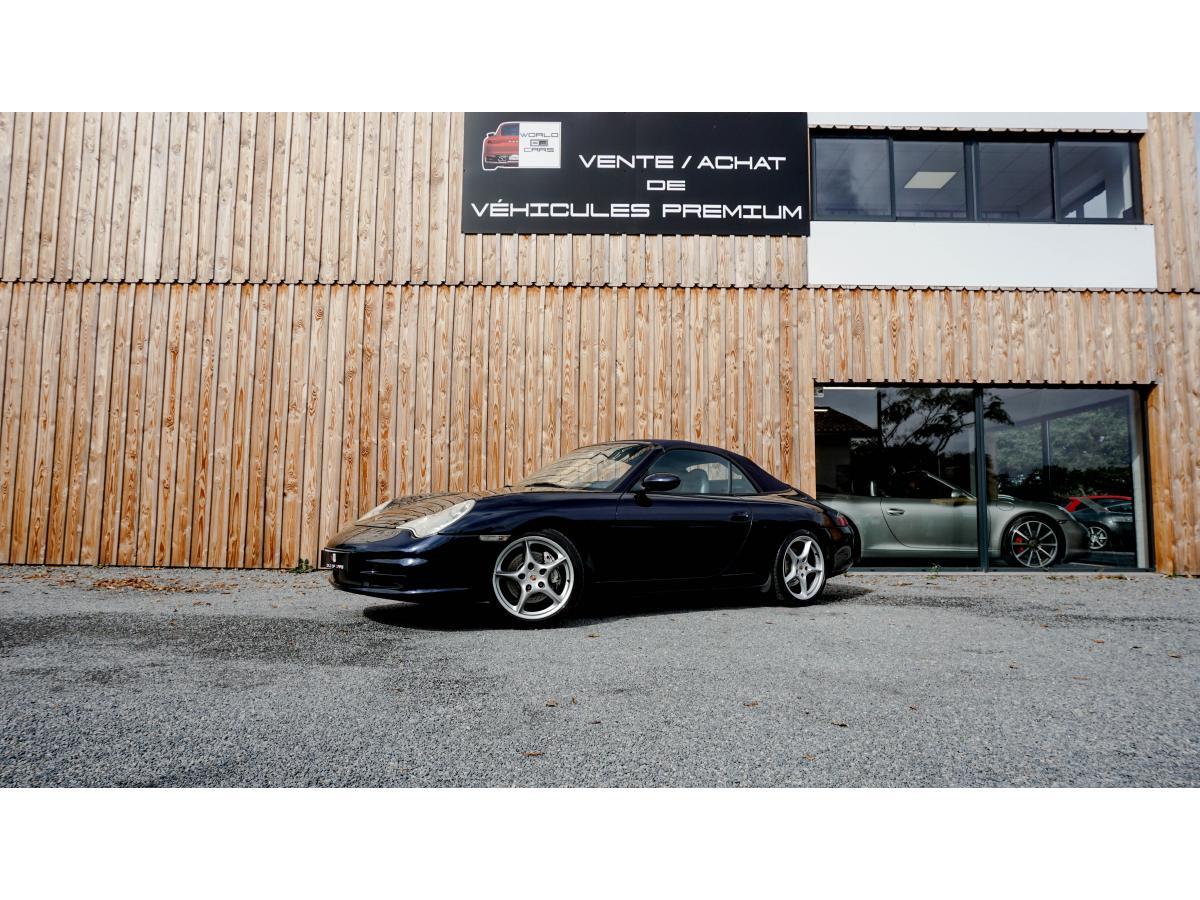 PORSCHE-911- Cabriolet 3.6i  TYPE 996 CABRIOLET Carrera 4